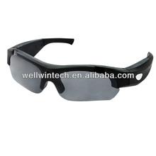 2014 sunglasses camera 1280*720p 5mp video recorder glasses