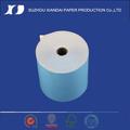80mmx80mm caixa registadora rolo de papel térmico gigante flores de papel