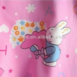 100% cotton cartoon printed fabric 40s poplin fabric cotton poplin for garments