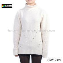 Fashion Computer Knitting Pullover