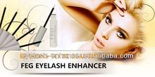 World famous cosmetic brand FEG Eyelash Enhancer Serum 2014 as seen on tv magazine website lots product