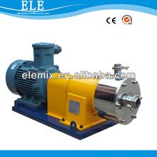 High quality paint homogenizing emulsion pump