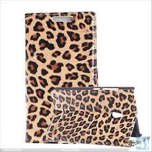 For Nokia XL leather cover case P-NOKXLSPCA001