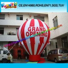 Inflatable Balloon Rooftop Balloon,Ground Balloons,Hot Air Balloon FUNAD4008