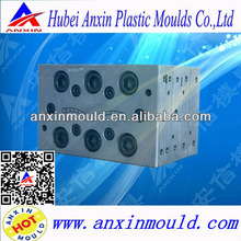 PVC wood high speed extrusion profile die mould head from hubei huangshi