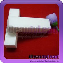 White Nail Buffer Block Sand Surface Sponge white nail buffer block