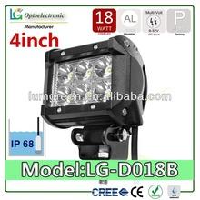 Emergency offroad LED Light Bar Car Headlight Replacment LED Lamps