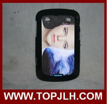 Hard sublimation mobile cover for Blackberry 9900