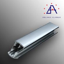 Customized Brilliance brushed aluminium cases for iphone 5c