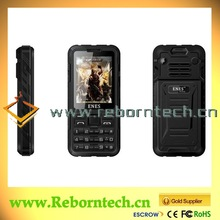 New design X6 Waterproof cell phone