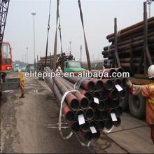 API 5CT H40/J55/K55/N80/L80/C90/P110/Q125 casing and tubing NU\EU