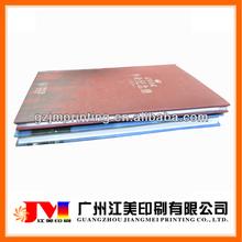 2014 A2 A3 A4 A5 Custom Menu Book for Restaurant
