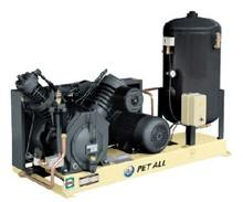 PET-0.7/30A high pressure air compressor for pet blow moulding machine