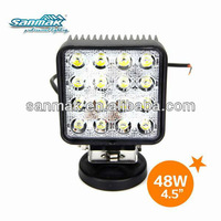 High bright off road led driving light led 4x4 accessories light 6481