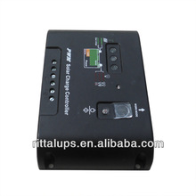 PWM controller led solar charge controller 10a 20a 30a