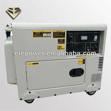 Old Model Soundproof Diesel Generator 5KW/5KVA