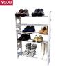 modern colorful easy fold shoe rack