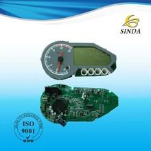 LCD For Motorcycle Digital Speedometer