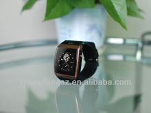Bluetooth 3.0 Camera Touch Screen music player hand watch phone support facebook, twitter,e-mail,SMS &music