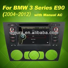 Car GPS Navigation for BMW 3 Series E90 E91 E92 E93 with manual air-conditioner