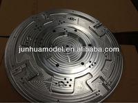 cnc components aluminum part machining