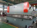 Hidráulico de flexión de la máquina modelo: wd67y 100t/4000