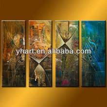 Popular Decorative Canvas Paint Picture