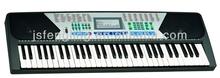 61-key, 128 Timbres, 128 Rhythms, Piano Keyboard