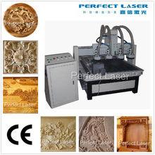 Plastic/Wood/ MDF/Plexiglas/Organic/Acrylic used cnc router wood engraving machine for hot sale