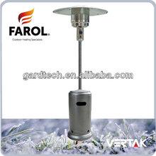 Silver heater