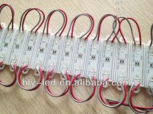 small size high power 5630 led module aluminum pcb