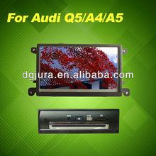 Car DVD GPS Navigation For Audi Q5,A4,A5