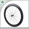 professional OEM 10% off bicycle carbon clincher wheel for road bike racing bike fixed gear bike wheel 60mm with NOVATEC hub