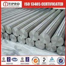 Tipro ISO 13485 titanium bar astm 136