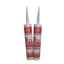 clear RTV silicone adhesive glue cws-193
