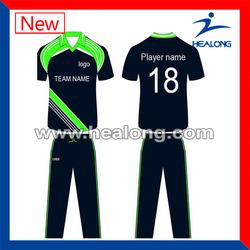 custom logo and team name pakistan cricket jersey 2014