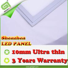 New ultra thin led panel ceiling led panel 6060 led grow panel lamp