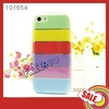 Colorful Shiny Rainbow TPU Soft Case for iPhone 5