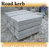 Light grey granite road kerb,granite kerbstone