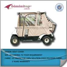 rear COVER for golf cart