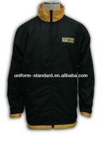 motor club uniform jacket/coat/ windbreaker,advertising ,