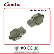 Competitive Price cat7 modular jack RJ11 6P6C Telephonic Wholesale