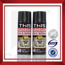 THIS 450ml Dashboard Cleaner Spray,Car Dashboard Spray Wax