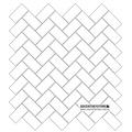 mermer mozaik balıksırtı laminat zemini tasarımları
