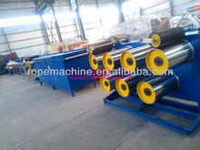 plastic pp rope film making machine extruder equipment
