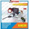 Waterproof main electronic motorcycle alarm system CFMC08