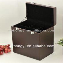 With Wine Opener portable insulated neoprene wine bag