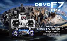 Walkera WK-DEVO-F7 DEVO F7 FPV Set 5.8G Real Time Image Transmittion Aerial w/ TX5803 & RX701 Receiver