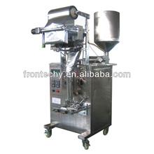 plastic bag automatic sauce/oil/milk sachet packing machine