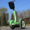 2 wheels self balancing standing up 4 wheel electric motorcycle